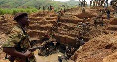 Angola als Beispiel der Plünderung Afrikas