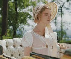 Beauty will save the world Jane Eyre, Emma Jane Austen, Anya Joy, Anya Taylor Joy, Emma Movie, Johnny Flynn, Emma Woodhouse, Pride And Prejudice 2005, Regency Dress