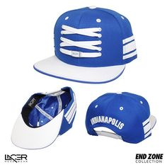 Tag a Colts fan! // Lace up for Football season // 'End Zone' Collection Now Available Online