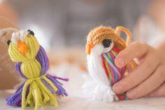 Yarn Birds...