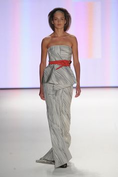 Carolina Herrera --- love the shape & print...belt's great too.