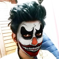 As you know madness is like gravity...all it takes is a little push. #Joker #Batman #Dark #Knight #DC #Love #Mad #Gravity #Killing #Joke #Serious #Stare #MSQRD