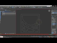 3ds Max 2019: Shape Booleans Tutorial - YouTube