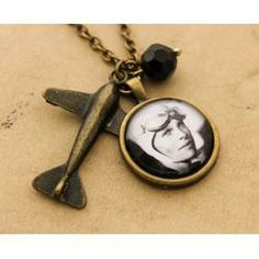 Steampunk Amelia Earhart...