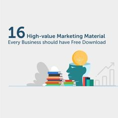 Digital marketing is a boon for businesses, but few know how to use it. Read our 16 FREE resources to dive into the world of digital marketing. Learn more. Marketing Goals, Content Marketing Strategy, Sales And Marketing, Social Media Marketing, Digital Marketing, Marketing Materials, Blogging, Campaign, Knowledge