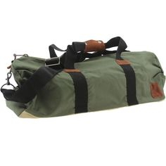 The Hundreds Evacuate Duffel Bag ...for the hubs