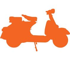 Sticker - Vespa