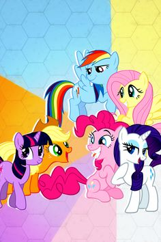 My Little Pony Phone Wallpaper