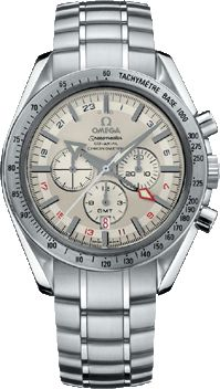Omega Speedmaster Broad Arrow GMT 3581.30.00