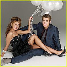 Season 1 couple Ethan and Annie