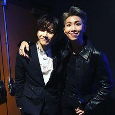 NAMJOON AND JACKSON OMMMMG !! I'M WAITING FOR THIS #BTSxAMAs #BTS #bangtanboys #beyondthescense #jimin #jin #jungkook #suga #jhope #RM #V #Army #Internationalarmy #love #cute #legends #kpop #JacksonWang #Got7 ~Yoonkitag