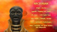 Understanding Arcturian Starseeds