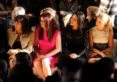 Paula Patton, Debra Messing, Anjelica Huston, Amber Heard