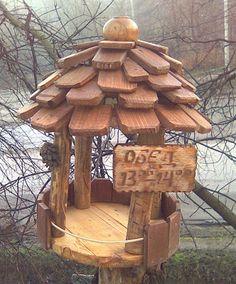 Кормушка для птиц 5  - Bird House