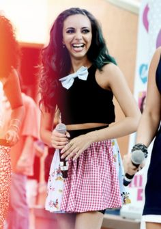 Jade Thirlwall! She's sooo cute!