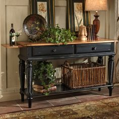 Hillsdale Wilshire Console Table | Wayfair
