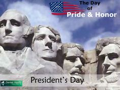 #PresidentsDay2014  http://www.dentalhealthinfo.com