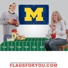 "Michigan Wolverines ""M"" Party Kit"