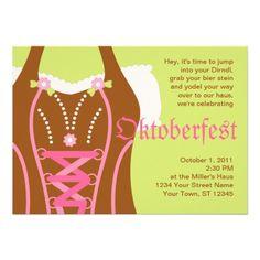 o'zapft! - oktoberfest | oktoberfest party | pinterest | ek, Einladung