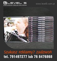 Okładki na płyty CD/DVD Lubin, Polkowice, Legnica, Głogów, Chojnów, Chocianów