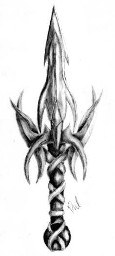 Dagger tattoo ideas