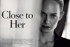 Amber Valletta's beauty: portraits by Peter Lindbergh in ZEITmagazin's International Issue, out now (to order by mail: international@zeit.de) #ambervaletta #peterlindbergh #zeitmagazin #internationalissue #theberlinstateofmind