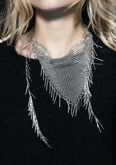 collier, Isabel Marant | Fall 2014