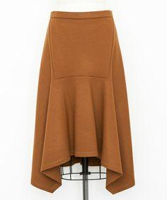 DRAWER ウール スカート