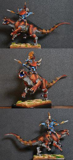 Carnosaur, Warhammer Fantasy