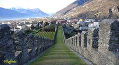 Bellinzona, Svizzera Italiana  Castelgrande