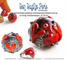 Heart lampwork bead Clay Beads, Lampwork Beads, Bead Shop, Handmade Beads, Class Ring, Heart, Etsy, Jewelry, Jewlery