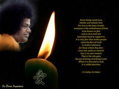 SAI DIVINE INSPIRATIONS: Embodiment of Love