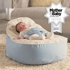 Bambeano® Baby Bean Bag Support Chair - Blue - With FREE My 1st Bean Bag Cover No description (Barcode EAN = 5060161113280). http://www.comparestoreprices.co.uk/december-2016-3/bambeano®-baby-bean-bag-support-chair--blue--with-free-my-1st-bean-bag-cover.asp