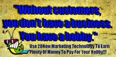 20Now Marketing Technology Of The Future!!!20NOW!!!HIGH PROFILE FACEBOOK AND GOOGLE MARKETING TRAINING!!!LOWEST COST EVER!!!20 Now - Complete Online Marketing Tool Kit!!! I signed up for free for a new marketing system 20Now...It pays 100% Commissions - Everyone Is Getting In!!!Tools and training for everyone will explode your downline...You can use the powerful 20Now tools on your very own site to promote whatever opportunity you\'re in...Get your position locked in ahead of everyone else…