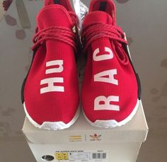 Pharrell Changes Up The adidas NMD For His ?Human Race