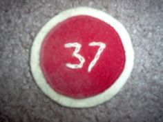 A world war I US Army patch. This patch is of the Infantry Division. As worn by the American expeditionary forces in France during WWI.Patch is made of wool. Ohio National Guard troops formed the corps of this division. Buck Eyes, World War I, Us Army, Wwi, Motto, Division, Badges, Battle, Patches
