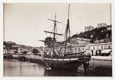 Old Photographs of Britain in the Mid-19th Century