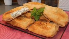 Spanakopita, Cornbread, Dairy, Cheese, Chicken, Meat, Ethnic Recipes, Food, Youtube