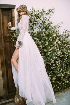 haunting wildflower bride at the motion workshop by Imaginale