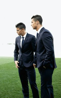 Cristiano Ronaldo and James Rodriguez