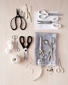 Best Scissors for Every Household Task: A Cut Above - Martha Stewart Home & Garden - I didn't realize there were so many scissors.  :)