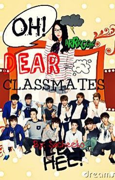 """""""[You and EXO] Oh! Dear Classmates~ - Chapter 19: Befuddled hearts~"""" by sacheeko - """"One girl plus 12 Handsome classmates? Warning: Riot. -Sachee ☺  DO NOT PLAGIARIZE PLEASE. NO COPYI…"""""""