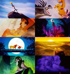 [?]-Favorite animated film→ The Lion King (1994) [2/5]