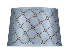 Modified Barrel Hardback Lamp Shade (Set of 4)
