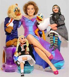 Mari Carmen y sus muñecos