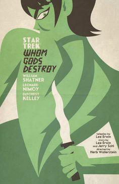 New Star Trek Art Prints Released