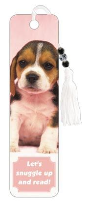 Beagle Puppy Beaded Bookmark Beagle Puppy Beagle Pictures