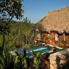 Best Central and South America honeymoon resorts