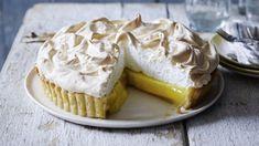 Mary's lemon meringue pie