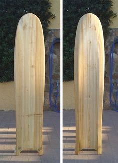 "valenciaplato: Alaia ""QXillo"" #paulounia #madera #alaia #radesega #handmade #surf #surfboards #finless"